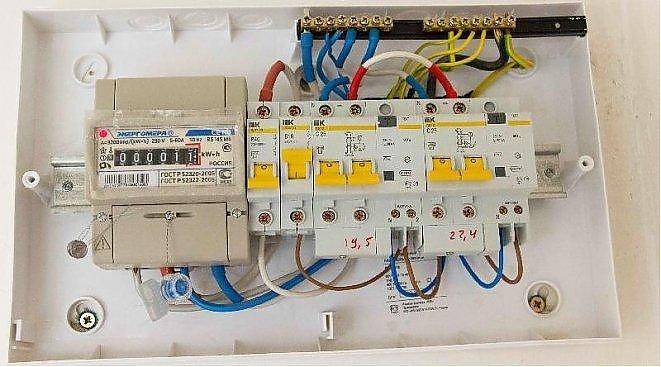 намирацыя афтаматы по электрики для керамической